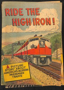 Ride the High Iron #1 (1955)