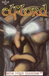ELFLORD BLACK & WHITE  (1986 Series) #2 2ND PRT Fair Comics Book