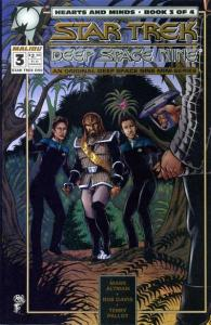 Star Trek: Deep Space Nine Hearts and Minds #3, NM (Stock photo)