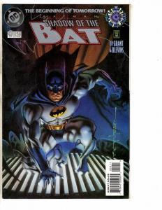 6 DC Comics Shadow Bat 0 Blasters 1 Batman 1 Aquaman 1 (2) Star Squadron 57 J271