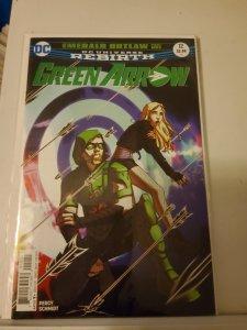 Green Arrow #12 (2017)