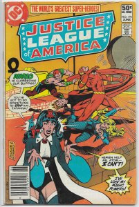 Justice League of America   vol. 1   #191 GD/VG