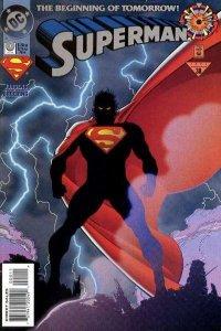 Superman (1987 series) #0, VF (Stock photo)