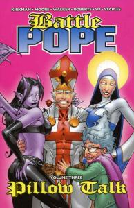 Battle Pope (Image) TPB #3 VF/NM; Image   save on shipping - details inside