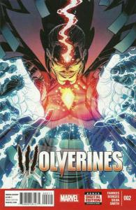 Wolverines #2, NM + (Stock photo)