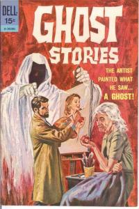 GHOST STORIES (1962-1973) 24 VF REPRINTS May 1970 COMICS BOOK