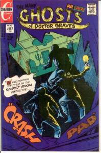 MANY GHOSTS OF DOCTOR GRAVES (1967-1982 CH) 40 VF COMICS BOOK
