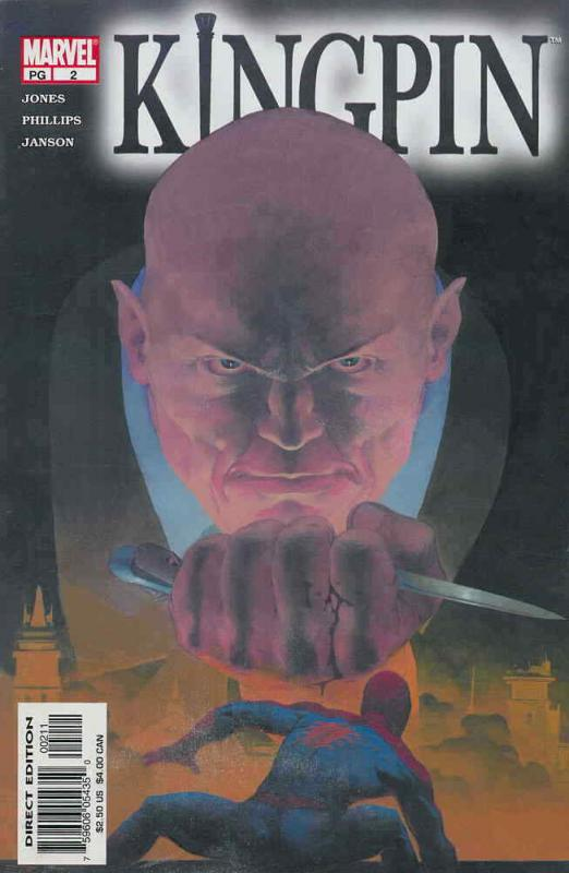Kingpin (2nd Series) #2 VF/NM; Marvel | save on shipping - details inside