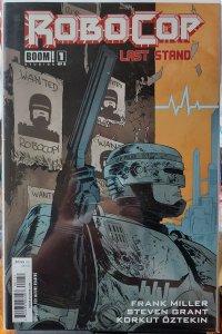 Robocop: Last Stand #1 (2013) NM