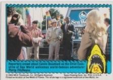 1983 Topps JAWS 3-D SPEARGUN ASSAULT! #12