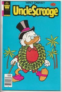 Uncle Scrooge, Walt Disney, Whitman Variant #175 (Apr-80) NM- Super-High-Grad...