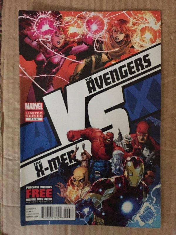 Avengers Vs X-Men Companion #1 (2013)