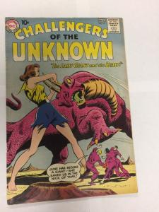 Challengers Of The Unknown 15 5.5 Fine- Fn-