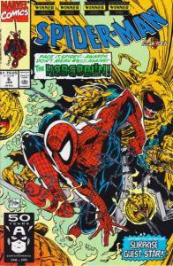 Spider-Man (1990 series) #6, NM + (Stock photo)