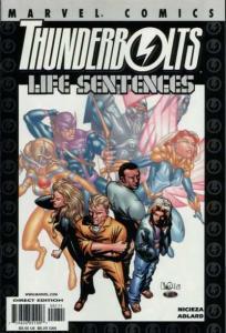 Thunderbolts (1997 series) Life Sentences #1, NM- (Stock photo)