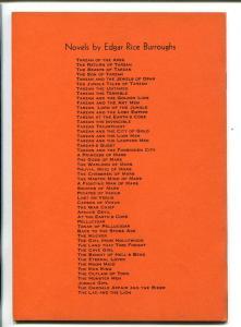 TARZAN CLANS OF AMERICA OFFICIAL GUIDE  1939-EDGAR RICE BURROUGHS ESTATE-nm