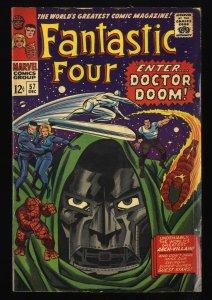 Fantastic Four #57 VG 4.0 Marvel Comics