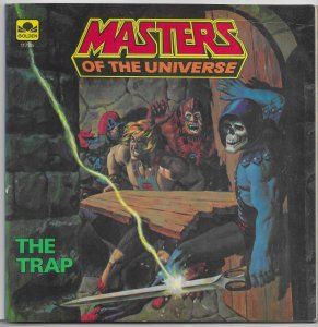 Masters of the Universe: The Trap (Golden) VG