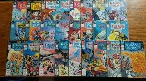 Forgotten Realms 1-25 + Annual Complete Set Run! ~ NEAR MINT NM ~ 1989 DC Comics
