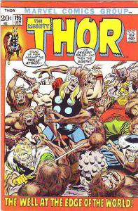 Thor, the Mighty #195 (Jan-72) FN/VF+ Mid-High-Grade Thor