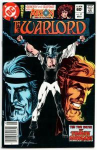 Warlord #57 (DC, 1982) VG