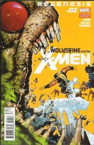 Wolverine And The X-Men #2 (2nd) VF/NM; Marvel | save on shipping - details insi