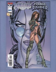 Witchblade/Tomb Raider Special #1 NM Top Cow 1998