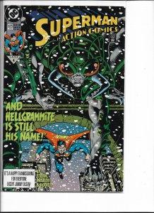 Action Comics #673 (1992)