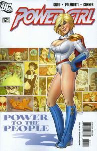Power Girl (3rd Series) #12 FN; DC   save on shipping - details inside