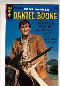Daniel Boone #12 (Feb-68) VF/NM High-Grade Daniel Boone