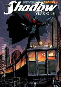 Shadow, The: Year One #10A VF/NM; Dynamite | save on shipping - details inside