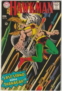 Hawkman #26 (Jul-68) VF+ High-Grade Hawkman