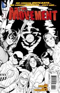 Movement, The #1A VF/NM; DC | save on shipping - details inside