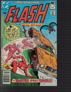 Flash #285 (DC, 1980)