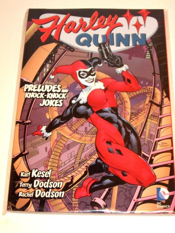 Harley Quinn: Preludes and Knock Knock Jokes - DC Comics - TPB, NM