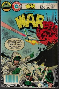 War #27 (Charlton, 1981) NM