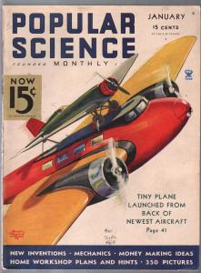 Popular Science 1/1938-Witttmack-gas weapons-motor truck stunts-Zeppelin-FN