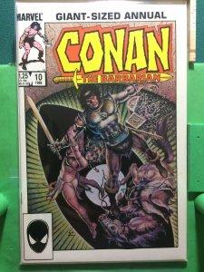 Conan the Barbarian Annual #10
