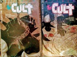 Batman: The Cult #1 #2 (1988)