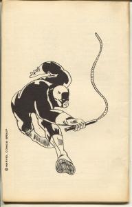 Iliad #1 1968-Lance Smith-Lon Chaney Jr-Necromancer-1st issue-FN/VF