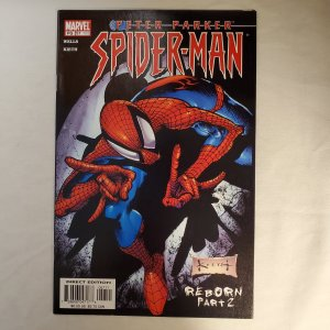 Peter Parker Spider-Man 57 Near Mint- Cover art by Sam Kieth