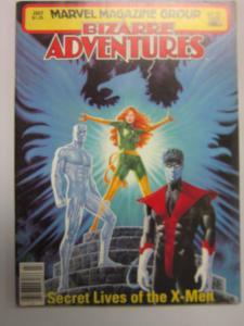 Bizarre Adventures (1981 Magazine) #27, 7.0