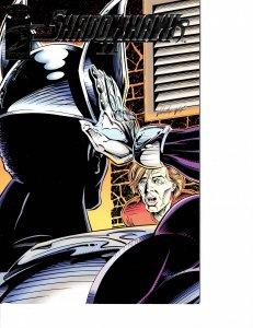 ShadowHawk II (1993) #2 VF (8.0)