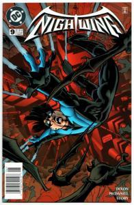 Nightwing #9 (DC, 1997) VF