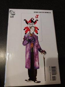 Batman: Streets of Gotham #19 JOKER COVER hard to find