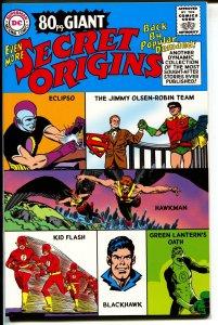 Even More Secret Origins-Hawkman-Kid Flash-TPB-trade