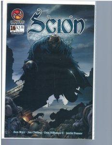Scion #16 (2001) NM