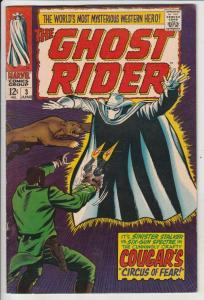 Ghost Rider, The Western #3 (Jun-67) VF/NM High-Grade Ghost Rider