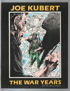 -Joe Kubert The War Years 1990-interview-Sgt Rock-Green Beret-VF/NM