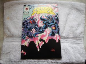 1993 VALIANT COMICS RAI AND THE FUTURE FORCE # 16